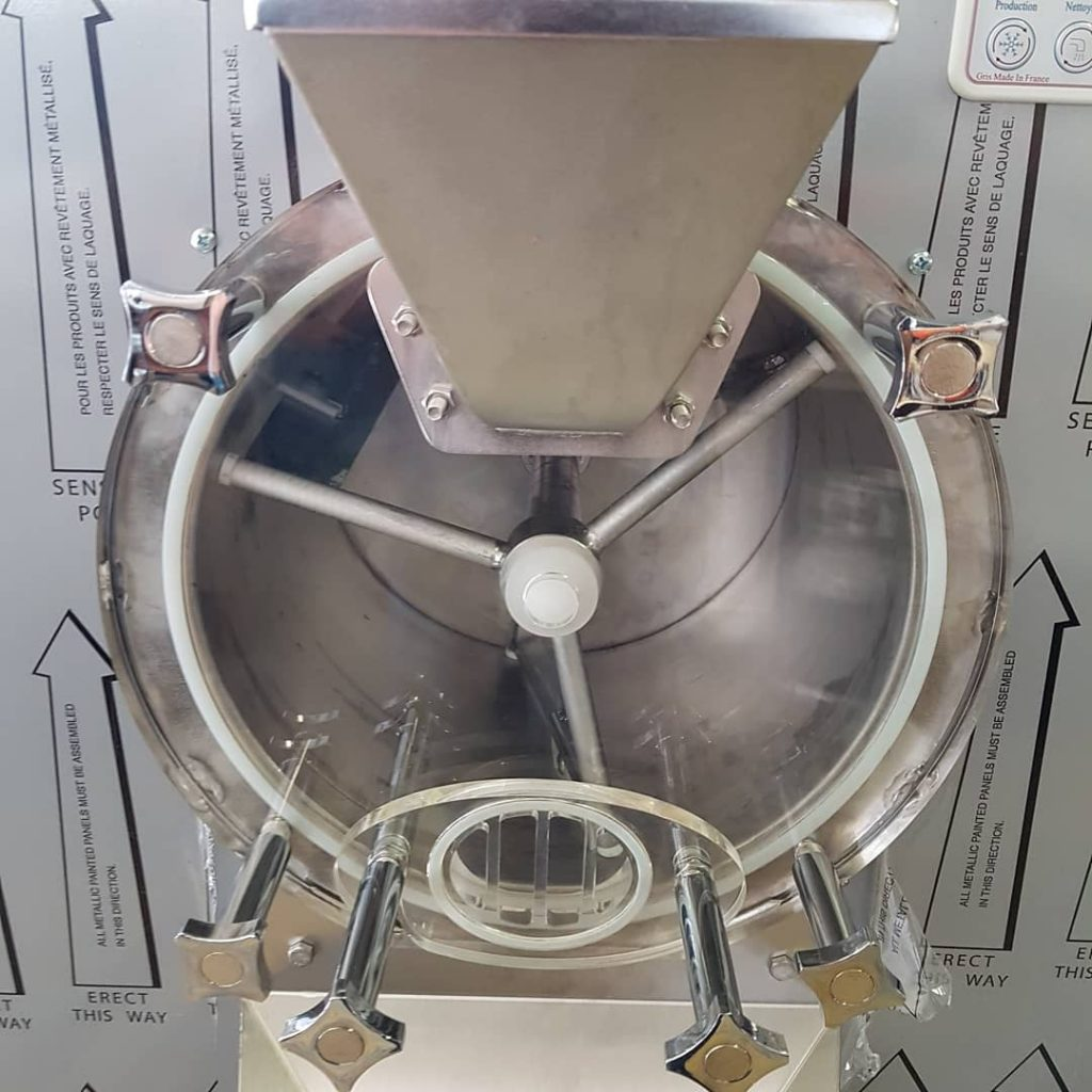 turbine a glace profesionnel made in france